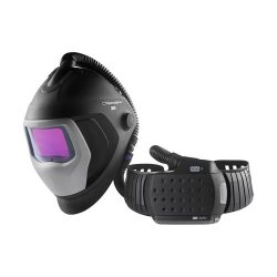 3M Speedglas Welding Helmet 9100XXi Air with Adflo Powered Air Welding Respirator