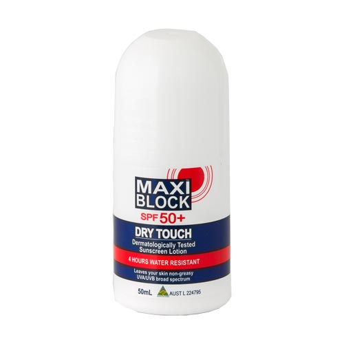 Maxi Block 50ML Roll On
