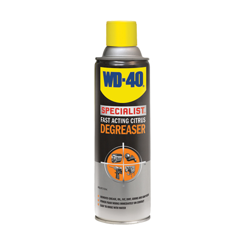 WD-40 Specialist Fast Acting Citrus Degreaser 400g