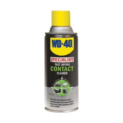 WD-40 Specialist Fast Drying Contact Cleaner 290g