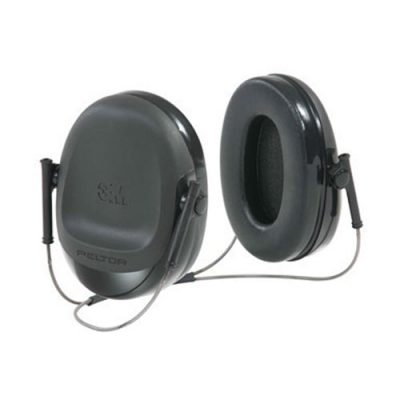 3M Ear muffs welding headband black