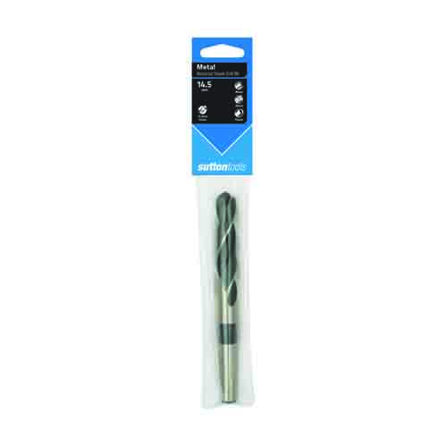 DRILL D188 14.5mm REDUCED SHANK 12.5mm HSS BLU