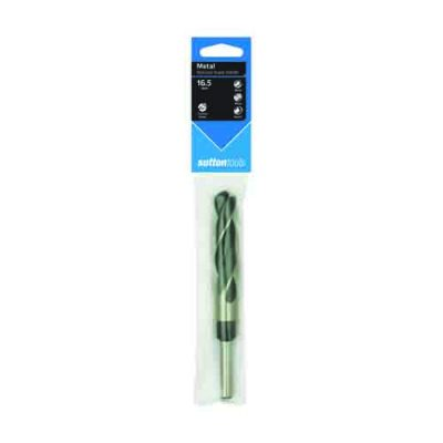 DRILL D188 16.5mm REDUCED SHANK 12.5mm HSS BLU
