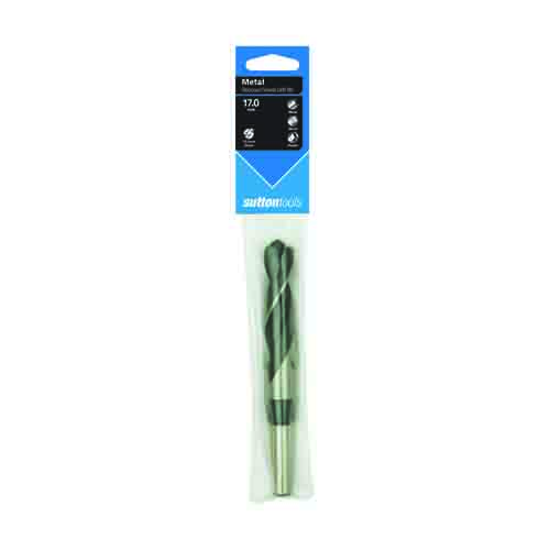 DRILL D188 17.0mm REDUCED SHANK 12.5mm HSS BLU