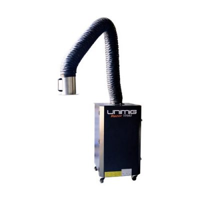 Mobile Single Arm 240 Volts - Fume Extraction Equipment