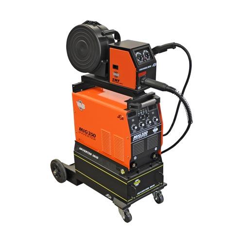 MIG 350 Inverter Welder