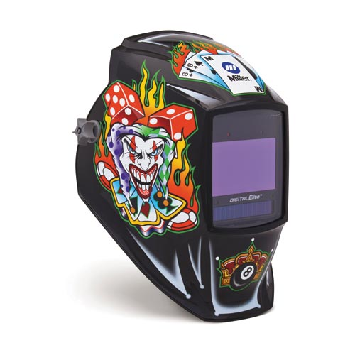 Miller Digital Elite Helmets - Joker