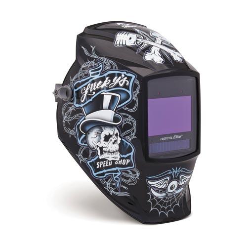 Miller Digital Elite Helmets - Luckys Speed Shop