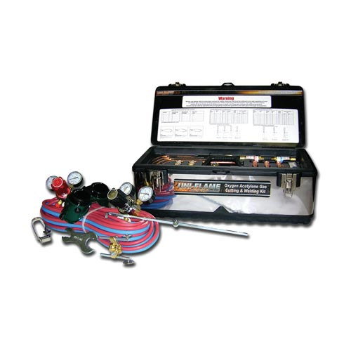 Oxygen & Acetylene Professional Industrial Gas Set
