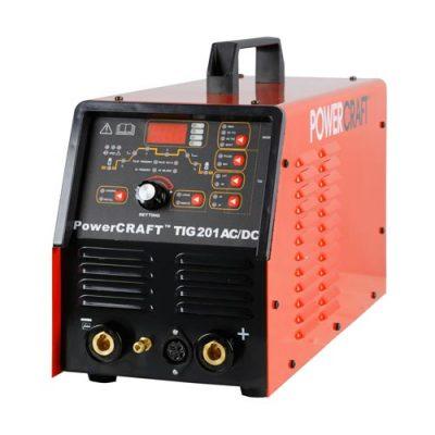 POWERCRAFT TIG 201 ACDC