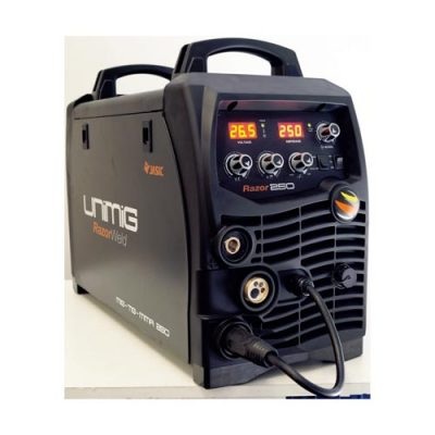 RAZOR 250 MTS MIG TIG MMA - 250 Amp DC Inverter Welder