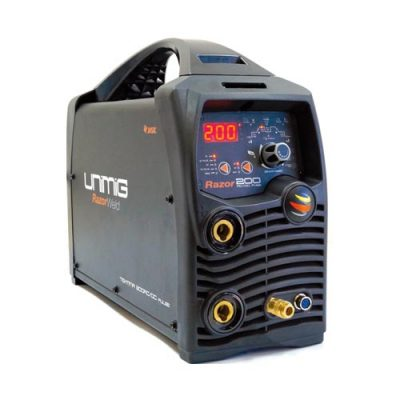 RAZOR DIGITAL 200 AC DC TIG MMA - Digital Inverter Welder