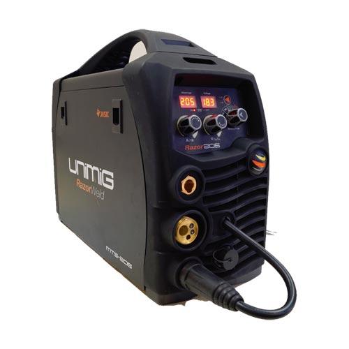 RAZOR MIG 205 SMART SET MIG TIG MMA - 205 Amp DC Inverter Welder