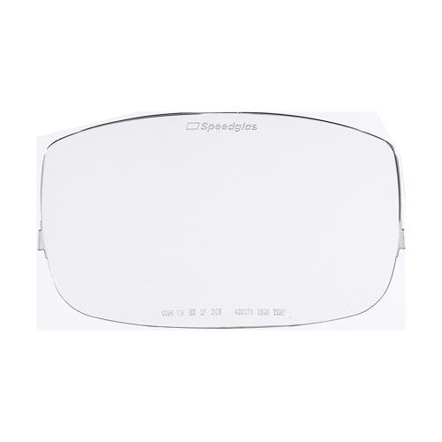 Speedglas 9002 high heat outside cover lenses - 10 Pack