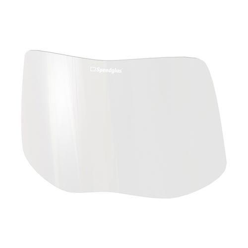Speedglas 9100 hard-coated outside cover lenses - 10 Pack