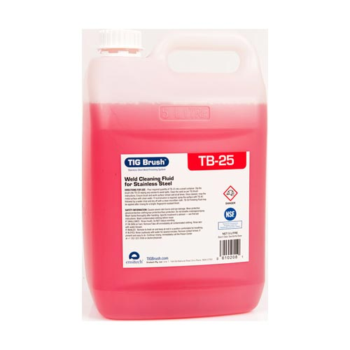 TB-25 Weld Cleaning Fluid 5L