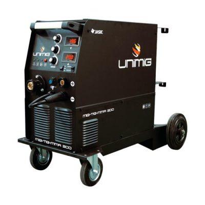 UNIMIG 200 COMPACT MIG TIG MMA - 200 Amp DC Inverter Welder
