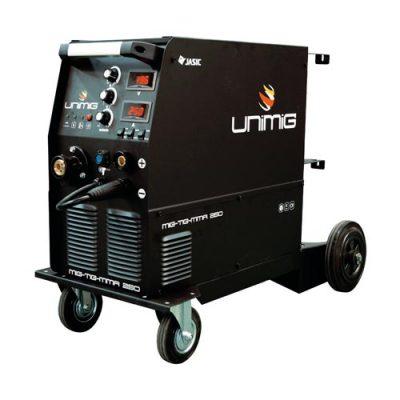 UNIMIG 250 COMPACT MIG TIG MMA - 250 Amp DC Inverter Welder