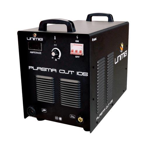 UNIMIG CUT 105 Plasma - 105 Amp Inverter Plasma Cutter