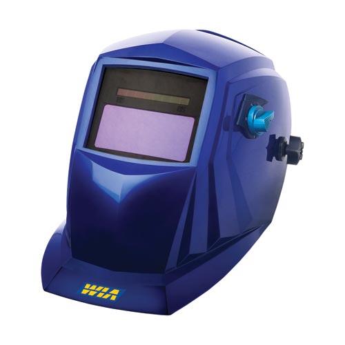 WIA Blue Helmet