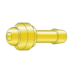 Gas Hose Nipple 2 Piece Torch End